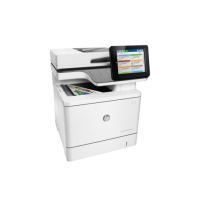 Цветное МФУ HP Color LaserJet Enterprise M577dn (B5L46A)