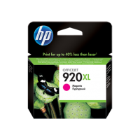 Пурпурный картридж HP 920XL Officejet for Officejet 6500/7000, 6 ml, up to 700 pages. (CD973AE)