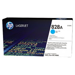 HP 828A, Барабан передачи изображений HP LaserJet, Голубой for Color LaserJet M855dn/M855x+/M855xh/M880z/M880z+, up to 30000 pages. (CF359A)